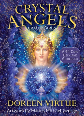 Cards - Crystal Angels - Doreen Virtue - Gina's Charms