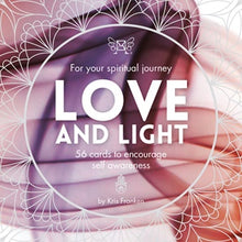 Load image into Gallery viewer, Cards - Kris Franken - Love and Light - Gina's Charms