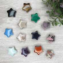 Load image into Gallery viewer, Star - Howlite - Gina's Charms