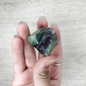 Fluorite Pyramid - Gina's Charms