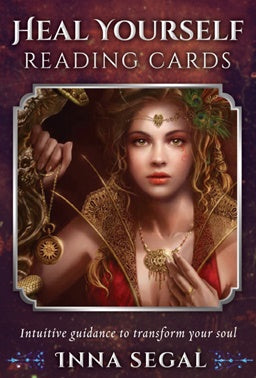 Cards - Heal Yourself Reading Cards - Inna Segal