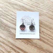 Load image into Gallery viewer, Tree of Life Small Charm Earrings - Gina's Charms