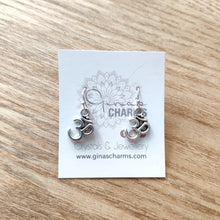 Load image into Gallery viewer, Ohm Charm Earrings