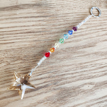 Load image into Gallery viewer, Chakra Swarovski Crystal Suncatcher - Gina's Charms