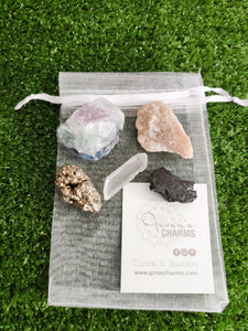 Healing Bag of Raw Crystals