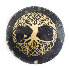 Load image into Gallery viewer, Orgonite - Black Tourmaline Tree of Life - Gina's Charms