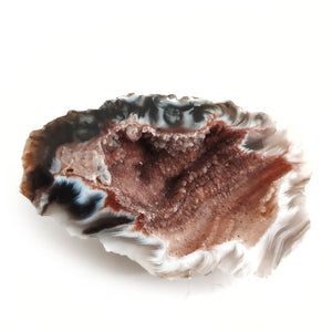 Agate Occo #1085 - Brown