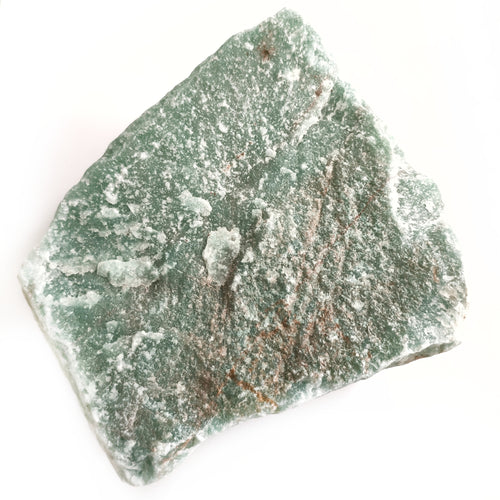 Green Aventurine Rough Chunk S8 - Gina's Charms