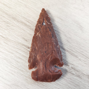 Agate Arrow Head S - Gina's Charms