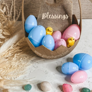 Easter Surprise Crystal Gift Pouches - Gina's Charms