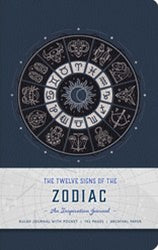 Journal - Twelve Signs of the Zodiac