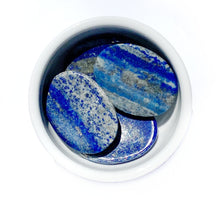 Load image into Gallery viewer, Lapis Lazuli Worry Stone