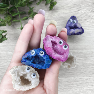 Pet Agate Occos - Gina's Charms