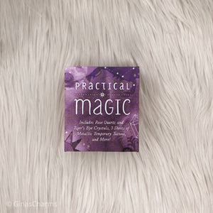 Book - Practical Magic - A Little Box of Charms & Spells - Gina's Charms