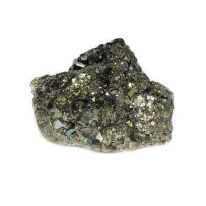 Pyrite Crystal Cluster S4