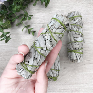 Sage Smudge Stick - Gina's Charms