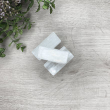 Load image into Gallery viewer, Selenite Chunk Sticks - Gina's Charms