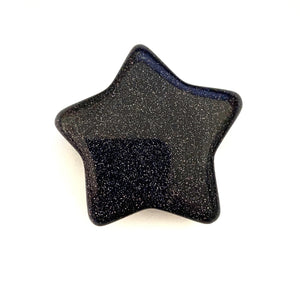 Star - Blue Goldstone