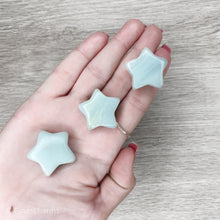 Load image into Gallery viewer, Star - Amazonite - Gina's Charms