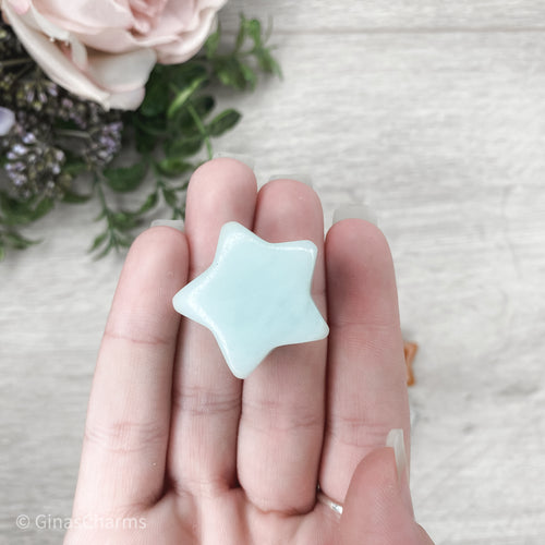 Star - Amazonite - Gina's Charms