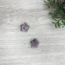 Load image into Gallery viewer, Star - Lepidolite - Gina's Charms