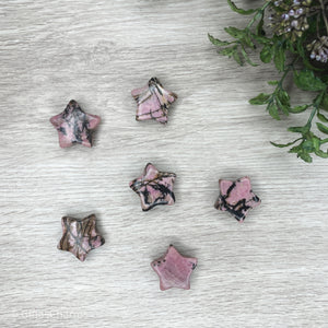 Star - Rhodonite - Gina's Charms