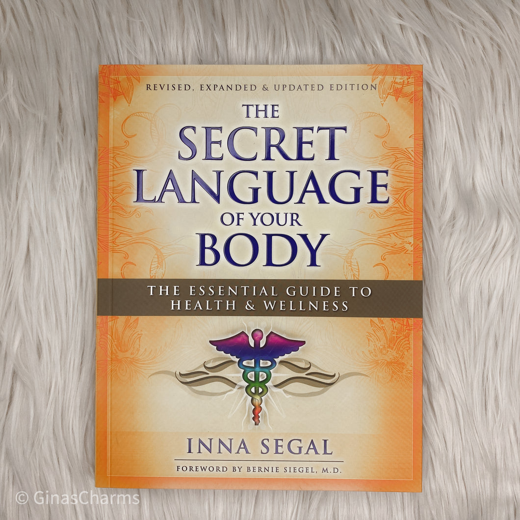 Book - The Secret Language of Your Body - Gina's Charms