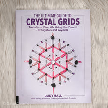 Load image into Gallery viewer, Book - The Ultimate Guide to Crystal Grids - Gina's Charms