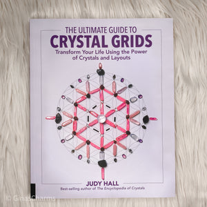 Book - The Ultimate Guide to Crystal Grids - Gina's Charms