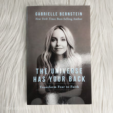 Load image into Gallery viewer, Book - The Universe Has Your Back - Gina's Charms