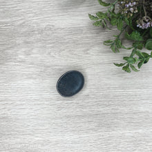 Load image into Gallery viewer, Hematite Worry Stone - Gina's Charms