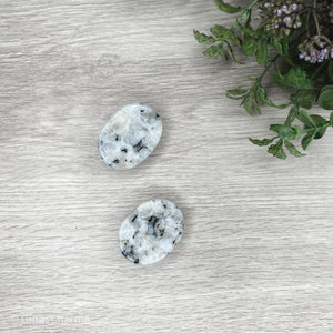 Moonstone Worry Stone - Gina's Charms