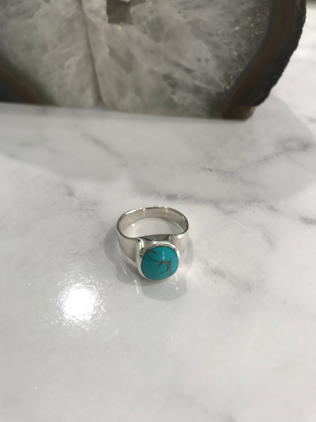 Ring - Turquoise Blue