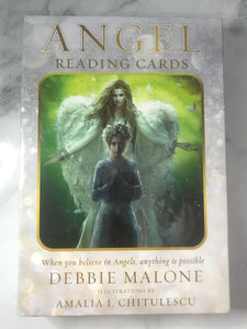 Cards - Angel Reading Cards - Debbie Malone