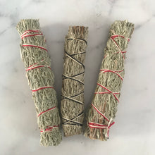 Load image into Gallery viewer, Mugwort Smudge Stick - M
