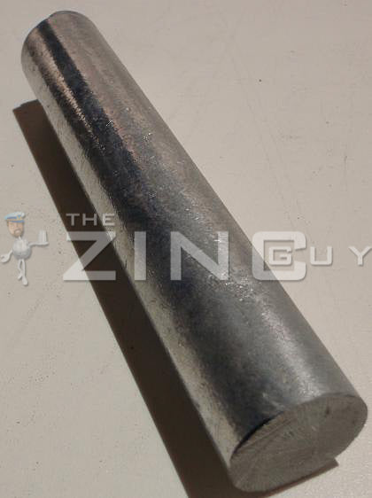 "RB-1"" Round Bars 24"" long"