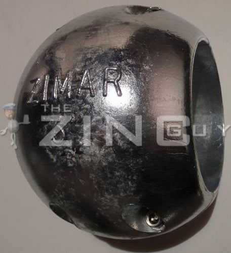 MX-80 Shaft Zinc Anode (metric)