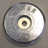 RP-5 Transom Zinc Anode