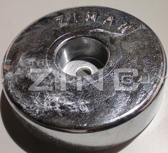 RP-7 Transom Zinc Anode