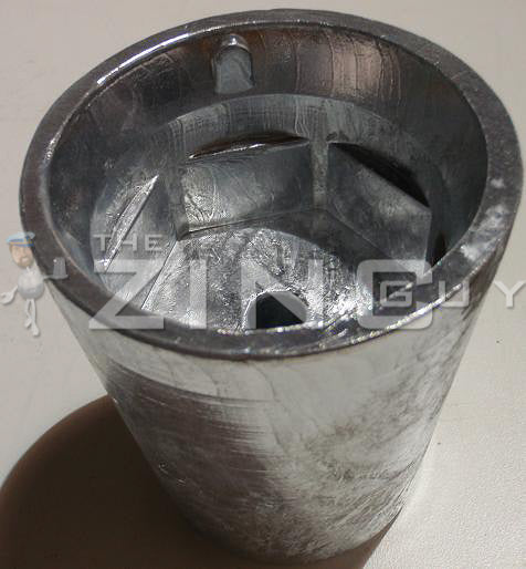 AS-50 Nut Zinc Anodes