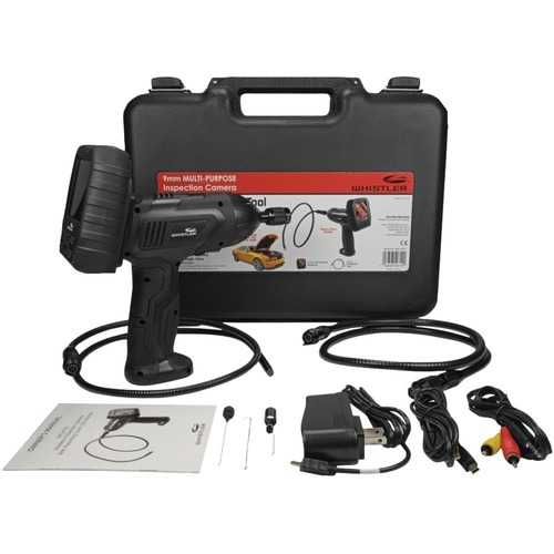 Whistler(R) WIC-4750 3.5 Color Inspection Camera