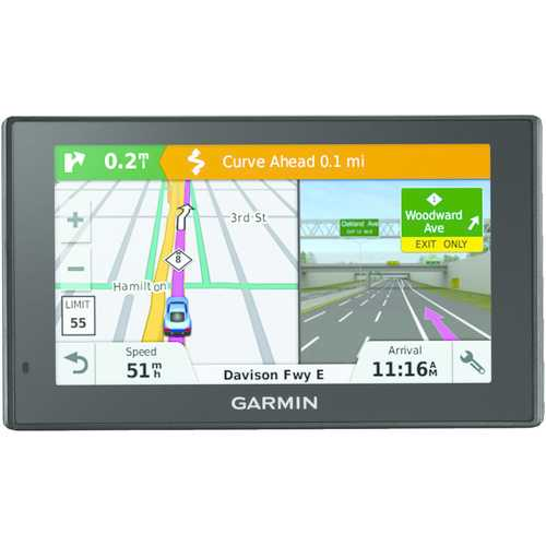 Garmin Drive 50 5ampquot Gps Navigator 50lm44 With Free