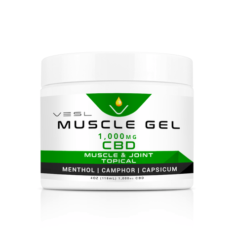Vesl CBD Muscle Gel