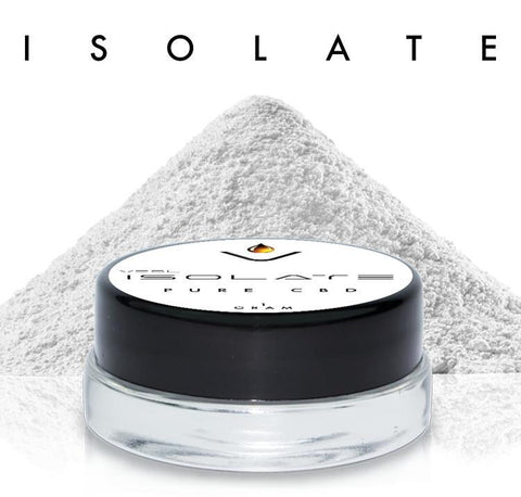 Vesl CBD Isolate
