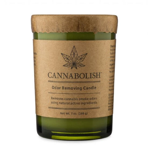 Cannabolish Odor Removing Candle (7oz.)
