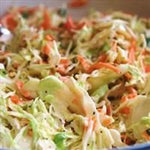 1 Lb.Sweet and sour coleslaw