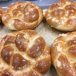 600 gr sweet traditional round challah
