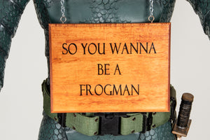 Frogman Tribute