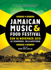 We will be at this years Jamaican music and food festival in Melbourne. make sure you come on down and get your authentic Jamaican food products.