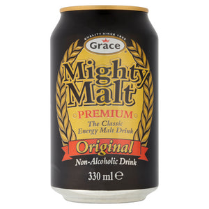 Grace Mightly Malt Energy Drink